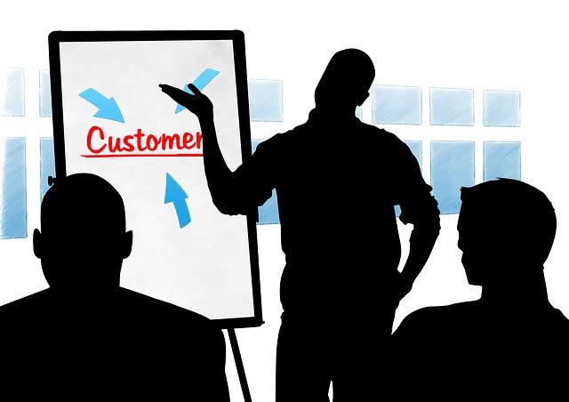 Verkaufstraining für Führungskräfte-der Kunde im Mittelpunkt